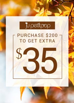 Purchase US$200 to Get Extra US$35