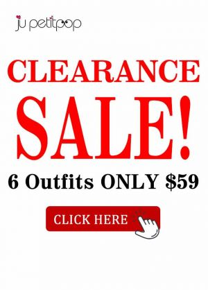 6 Outfits ONLY $59!  ¡6 conjuntos SOLO $59!