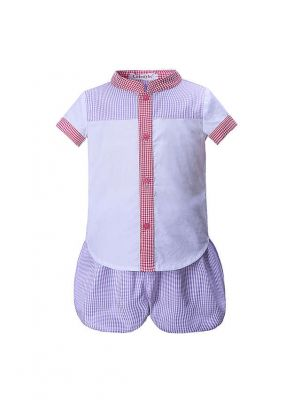 Striped Boy Clothing Sets