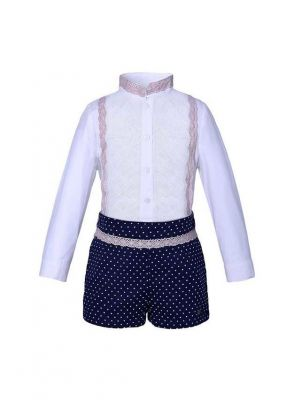 Boys Cotton Clothing Sets