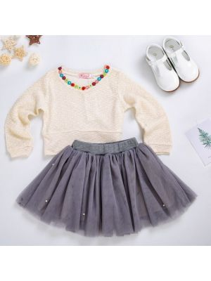 Girls Autumn Clothing Sets 2pcs