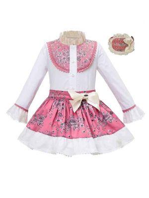 Flower Girl Clothing Set