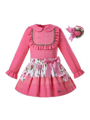 New Pink Princess Clothing Set