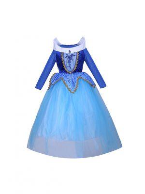Elegant Cosplay Girl Princess Dresses