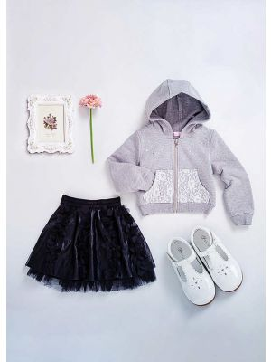 Girls Autumn Party Causal Clothing Set
