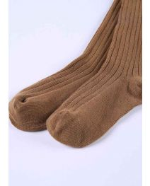 Camel 100% Soft Cotton Girls Pantyhose