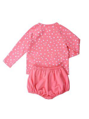 Pink Stars Girl Sets