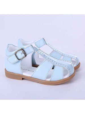 Kids Microfiber Leather Sandals shoes