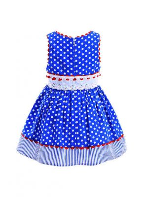 Baby Blue Bow Dress