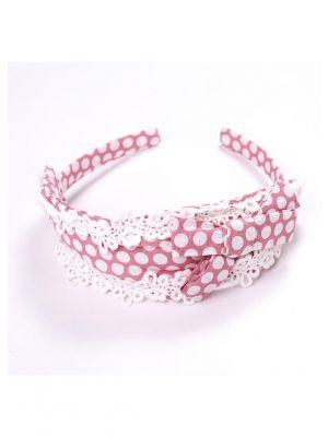 Girls Pretty Handmade Headband